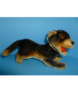Vintage Steiff Toy Dog Stuffed Animal Germany - $155.00