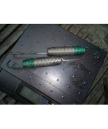 "9QQ48 OVEN DOOR SPRINGS: 7-7/8"" X 3-1/4"" X 7/8"" X 0.115"", VERY GOOD COND... - $7.91"