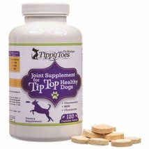Tippy Toes Joint Glucosamine Supplements For Healthy Dogs - $21.49