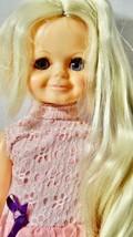 Vintage Ideal Velvet Doll - $14.84