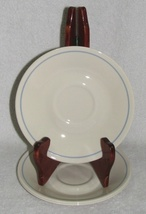 3 Corelle Saucers Retired Needlepoint Pattern  - $4.00