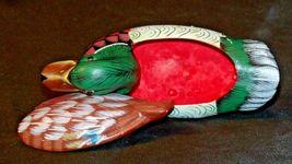 Duck Figurine (Jewelry Box ) AA20-2060 Vintage image 5