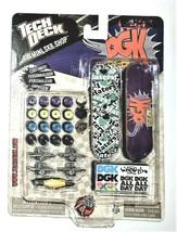 Tech Deck Mini SK8 Shop Dgk Finger Skate Board 2-pk Target Exclusive Rare New! - $24.24