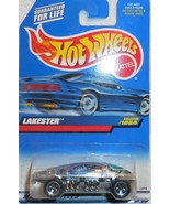 """Hot Wheels 1999 """"Lakester"""" Collector #1064 On Sealed Card Silver Mint On... - $3.50"""