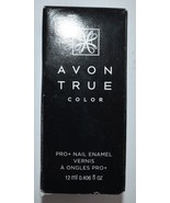 AVON True Color Pro Creme Nail Enamel Barely There - $6.99