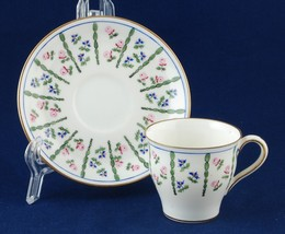 Minton Demitasse Cup Saucer G5947 Handpainted Circa 1887 Rare - $18.00