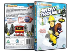 Hit Entertainment DVD - Fireman Sam : Snow Trouble DVD - $20.00