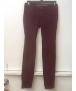 American Eagle Women's Size 00 Purple Plum Jegging Super Stretch Skinny ... - $17.95