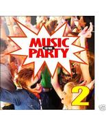 Music For Your Party Vol.2 CD Cupid Shuffle  - $11.95