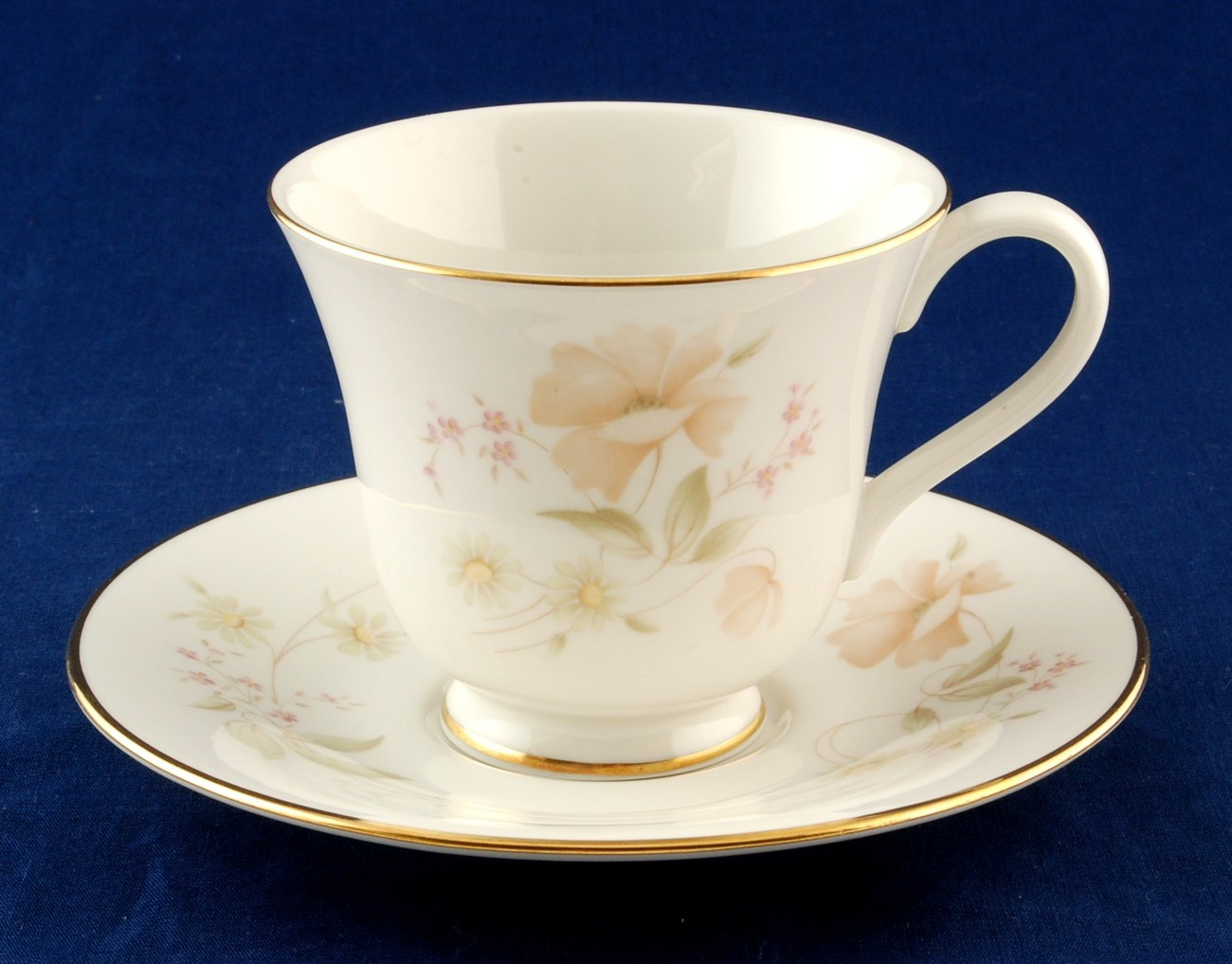 Royal Doulton Allure Cup & Saucer TC1151 New China