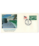 """US 1979 FDC Epic Events in American History """" The Monitor and Merrimack """" - $2.64"""
