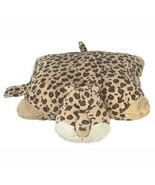 Giraffe Large My Pillow Pets Pals Kids Stuffed Animal Plush Brown - $23.76