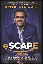 eSCAPE: The 4 Stages of Becoming A Successful Entrepreneur - $17.16
