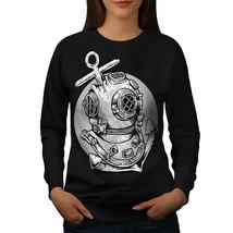 Deep Sea Anchor Fashion Jumper  Women Sweatshirt - $18.99