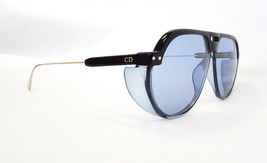 Dior Women's Sunglasses DIORCLUB3 D51 Black/Blue 61-12-145 MADE IN ITALY... - $225.00