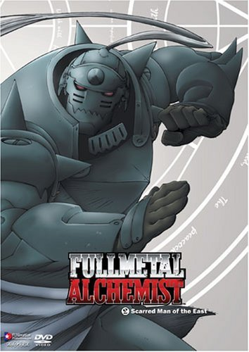 Fullmetal Alchemist: Scarred Man of the East Vol. 02 DVD Brand NEW!