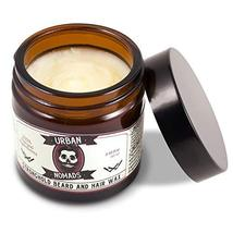 Best Beard Balm & Wax   Strong Hold   Leave in Conditioner & Styling Balm for Al image 9