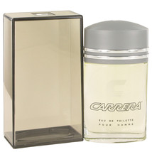 CARRERA by Muelhens Eau De Toilette Spray 3.4 oz - $20.95