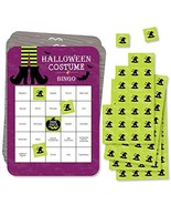 Big Dot of Happiness Happy Halloween - Bar Bingo Cards and Markers - Wit... - $15.51