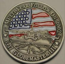 USAF Movilidad Comando Scotts Air Force Base Boeing C-17 Globemaster III... - $16.35