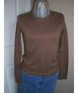 Brown Alternative Vintage Soft Top Small - $10.39