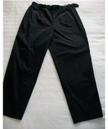 WOMEN I.N.C.INTERNATIONAL CONCEPTS BLACK PANTS SIZE 10 - $13.00
