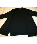 WOMEN ELEMENTZ BLACK CAREER DRESS TOP XL EXTRA LARGE - $8.00