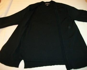 WOMEN ELEMENTZ BLACK CAREER DRESS TOP XL EXTRA LARGE