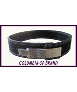 """CP BRAND POWER LIFTING LEVER BELTS 2.5"""" BLACK 100% LEATHER USA FREE SHIP... - $79.00"""