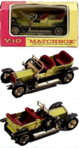 An item in the Toys & Hobbies category: Matchbox Models of Yesteryear Y-10 Silver Ghost in Box
