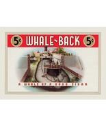 Whale-Back Cigars - Art Print - $19.99+