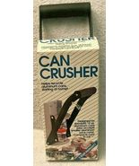 CAN CRUSHER-- PROGRESSIVE CC-90 WALL MOUNTED, HEAVY DUTY - $14.95