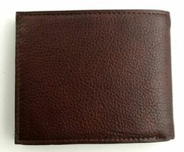 Nautica Men's Premium Leather Credit Card Id Passcase Wallet Billfold 31Nu22X030 image 3