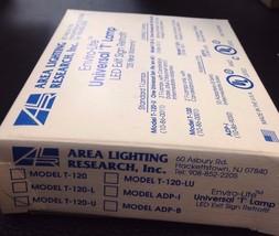 Enviro-Lite Universal T Lamp Retrofit LED Exit Sign Kit T-120-U NEW!! - $12.86