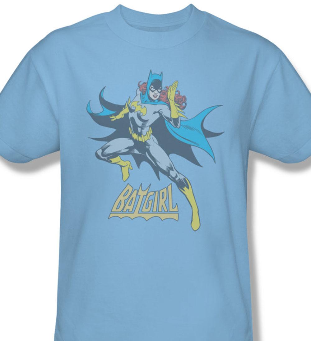 Dco553 at batgirl dc comics barbara gordon retro bat girl for sale online white graphic tshirt