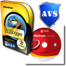 Trend Micro Maximum Security 2020 & Zemana AntiLogger - 1-Year / 3-PC - BUNDLE - $115.00