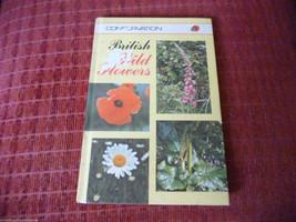 Vintage 1979  Lady Bird Book British Wild Flowers Series 727 - $7.78