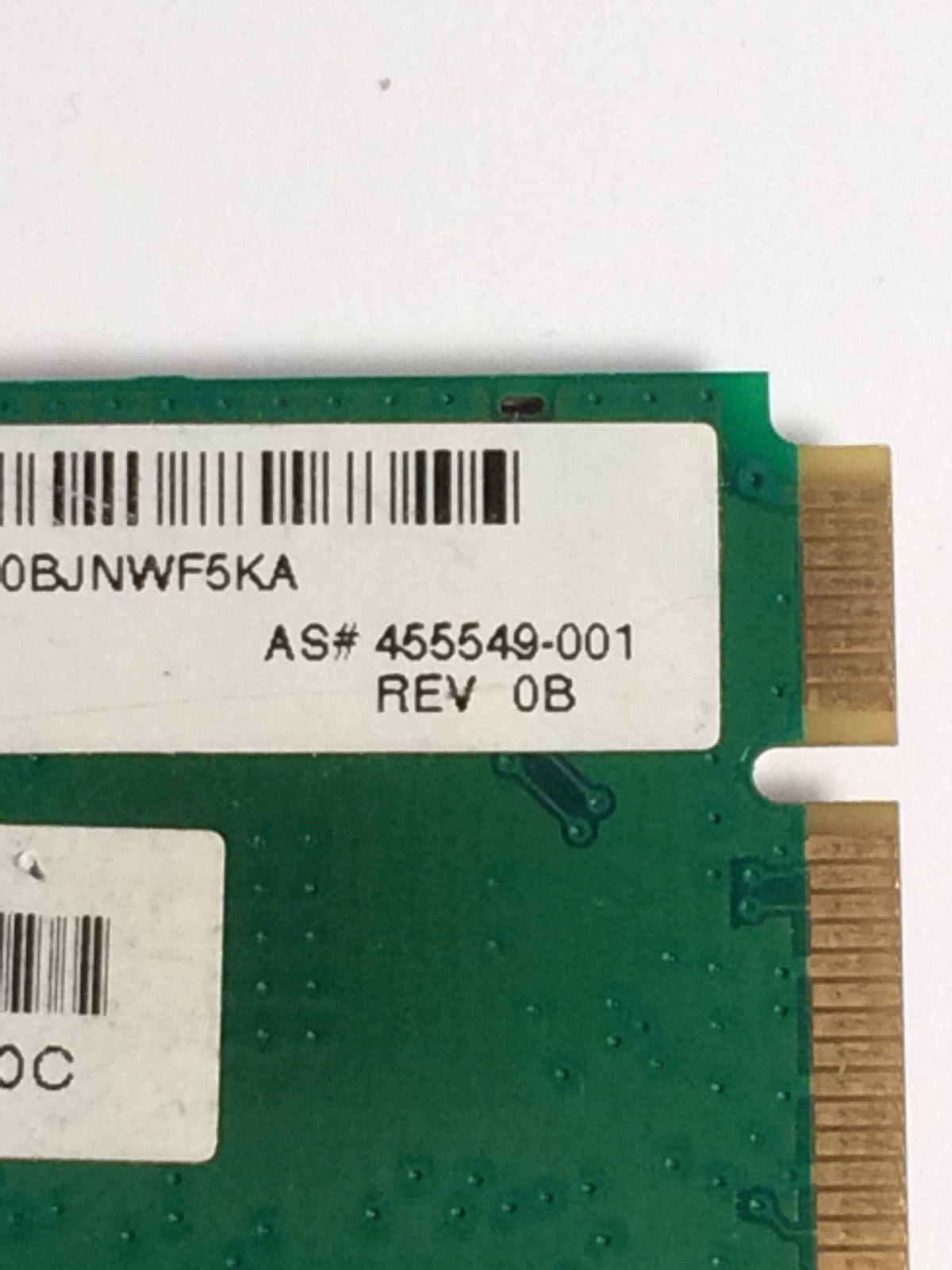 HP Pavlion DV9700 412766-002 Mini PCI Adapter WIFI IC 4104A ARBXB63H Laptop Card image 7