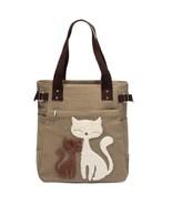Men canvas handbag casual tote bag large lady handbags women solid shoulder bag canvas thumbtall