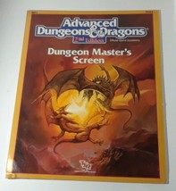 AD&D: Dungeon Master's Screen w/Terrible Trouble at Tragidor - $43.54