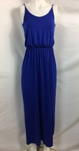 Lush Blue Sleeveless Maxi Dress, Women's Size XS - $23.74