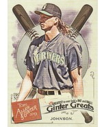 2019 Topps Allen and Ginter Ginter Greats #GG18 Randy Johnson  - $0.50