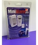 Mini Alarm Plus Home Security Model MA-5000 Protected Home Motion Sensor - $94.04