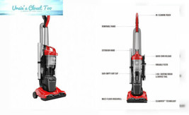 Dirt Devil Endura Reach Upright Vacuum Cleaner, with No Loss of Suction,... - $1.260,18 MXN