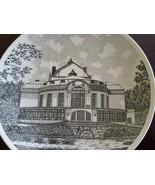 Gustavsberg Kristianstallrik Nr 6 1982  Collector Plate  Teater Restaurant - $34.65