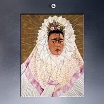 "Frida Kahlo ""Self-Portrait as a Tehuana"" HD print on canvas wall picture... - $27.71"