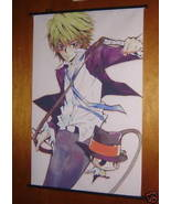 KATEKYO HITMAN REBORN ANIME MANGA WALL SCROLL 24x36 NEW - $9.95