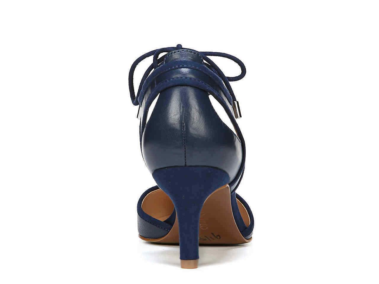 Franco Sarto L-Darlis Pump Blue, Size 13 M