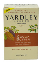 Cocoa Butter Bar Soap by Yardley London for Unisex - 4.25 oz Soap - $41.59