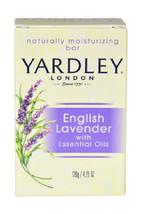 English Lavender Bar Soap by Yardley London for Unisex - 4.25 oz Soap - $41.69